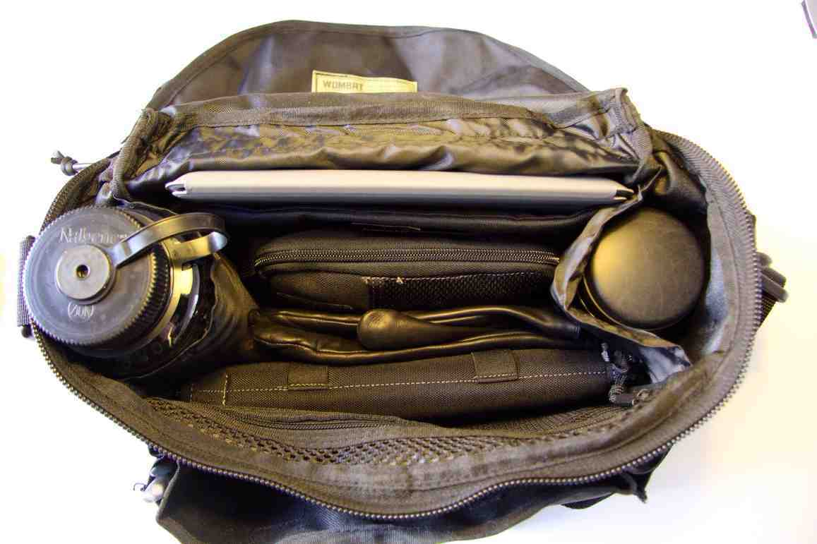 Helikon Wombat Tactical Molle Shoulder Bag 78