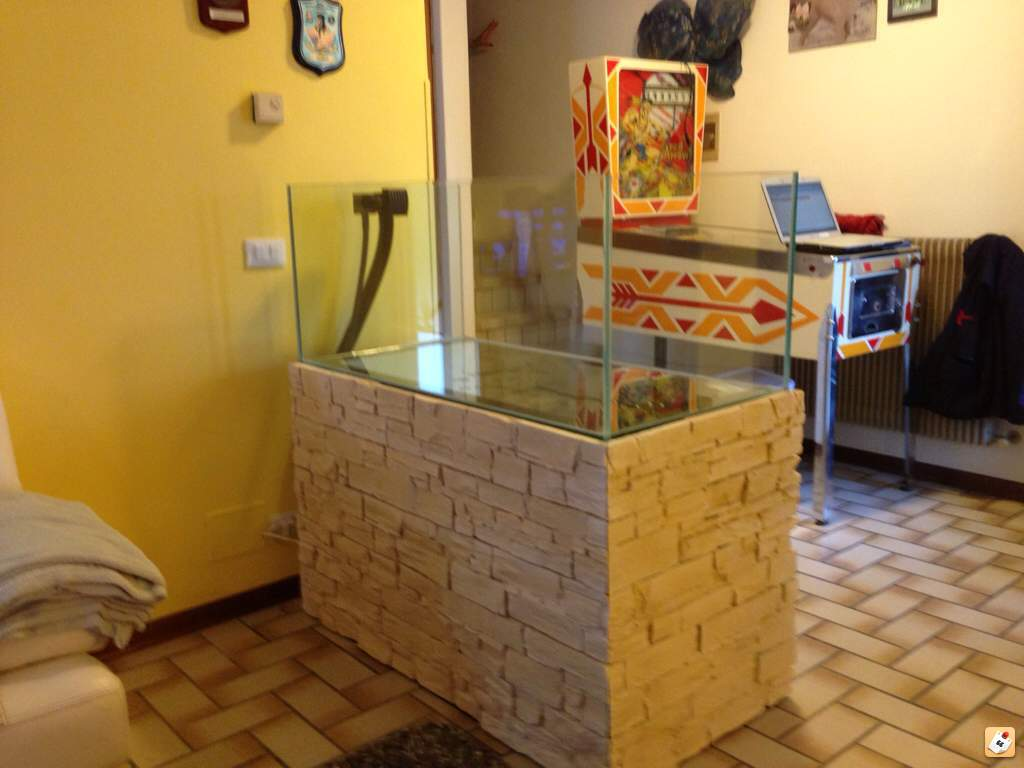 costruire mobile nuova vasca - acquaportal forum acquario dolce e ... - Mobili Per Acquario Marino