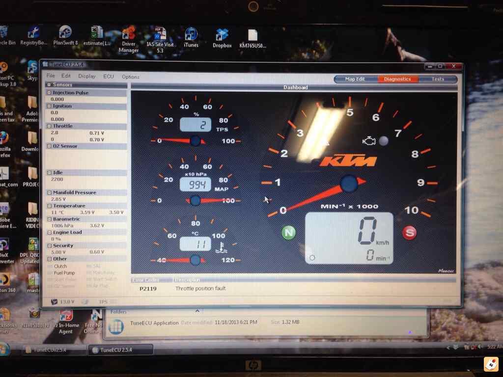 KTM 690 E & TuneECU | Page 32 | Adventure Rider