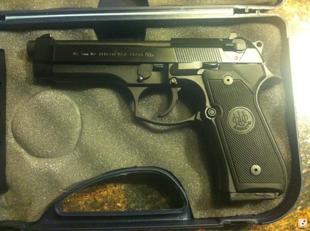 Beretta M9 or Gen 4 Glock 23 | The Leading Glock Forum and