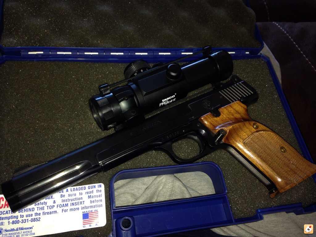 s w model 41 northeastshooters com forums rh northeastshooters com sw 41 rotor manual SW 41 Magnum Model 657