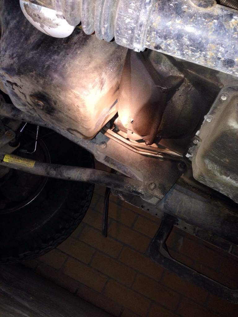 73 Diesel Fuel Leak 2002 Ford E350 Only In Cold Weather F250 Filter Drain This Image Has Been Resized Click Bar To View The Full