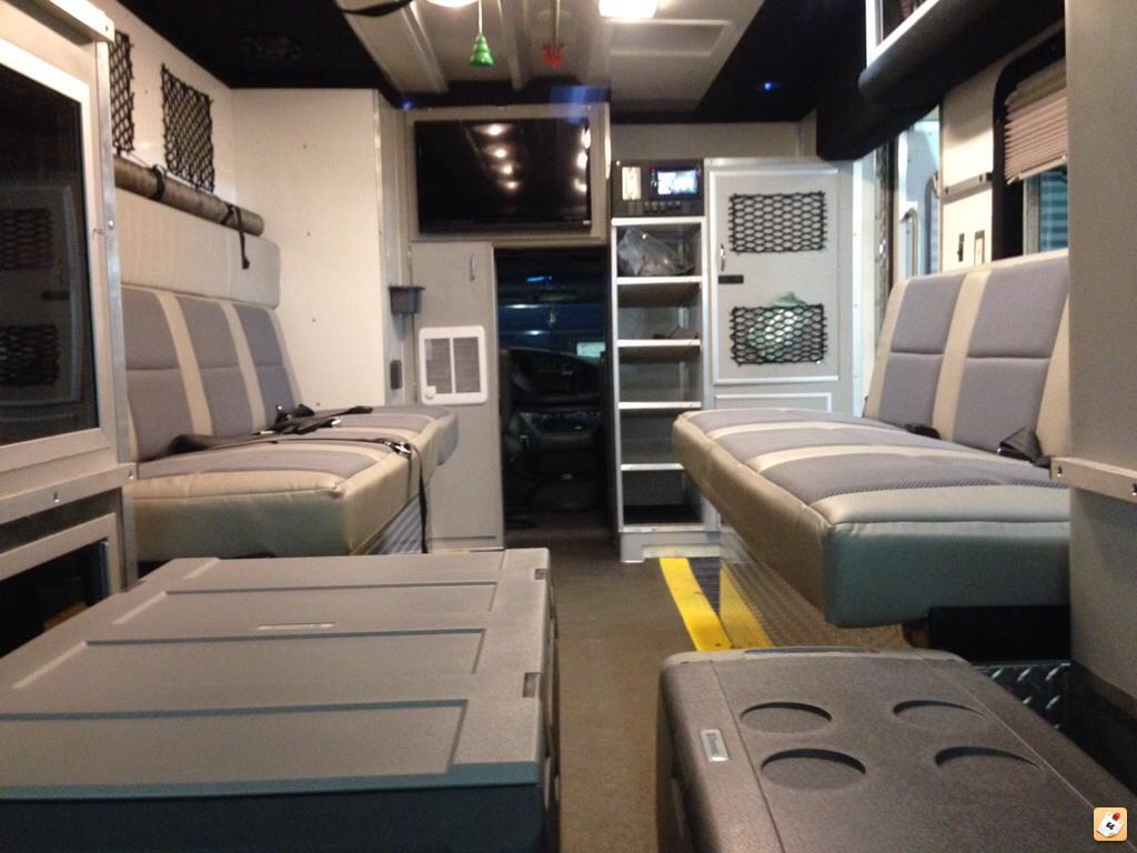 Ambulance Conversion And Other Trucks