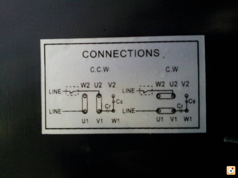 Any Good With Compressors/motors?? - General Chat ... Wiring Diagram For Compressor Motor on