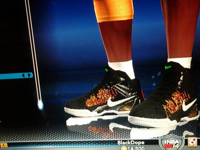 official photos 1dfde 60962 ... NBA 2K14   NLSC  Gave the Kobe 9 a shot. Best I could do on current gen.