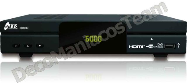 Nuevo modelo Iris 8600HD con Android y Oscam - DecoManiacos