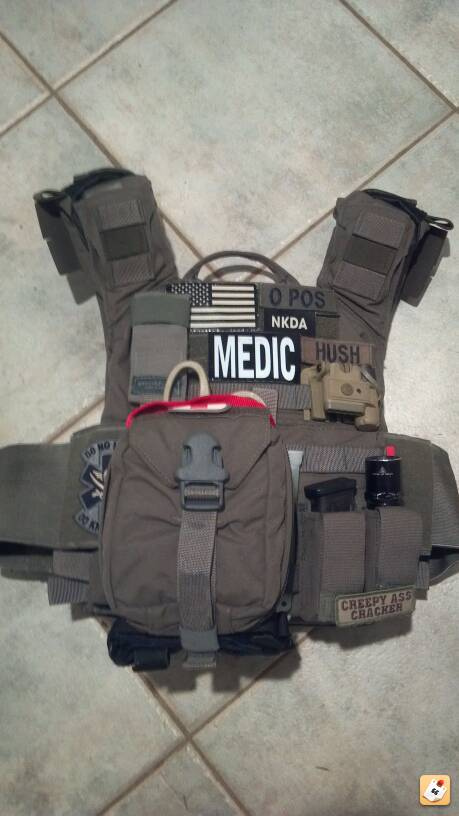 Plate Carriers Active Shooter Gear Go