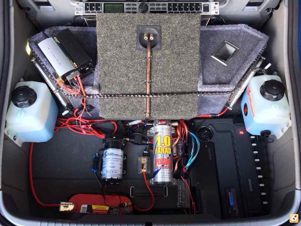 VWVortex com - Replacing BOSE Concert stereo with