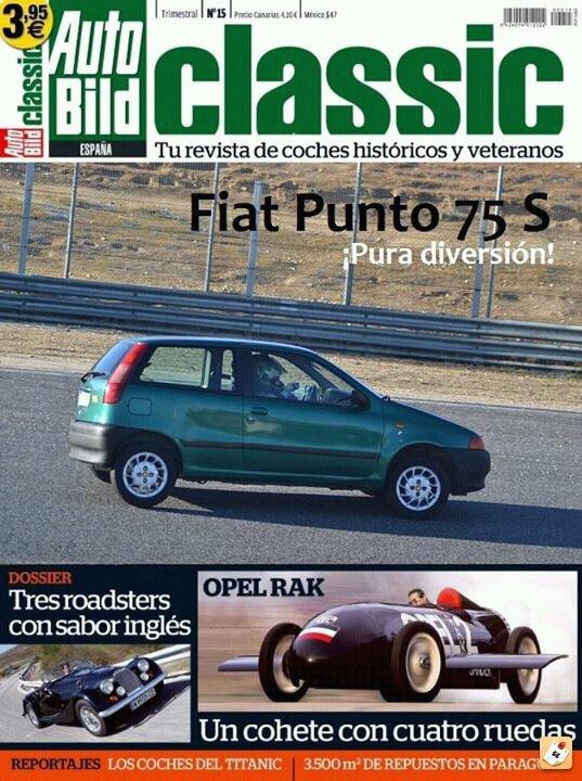 uge4arut - ¡Mi Punto en la portada de la revista Auto Bild!