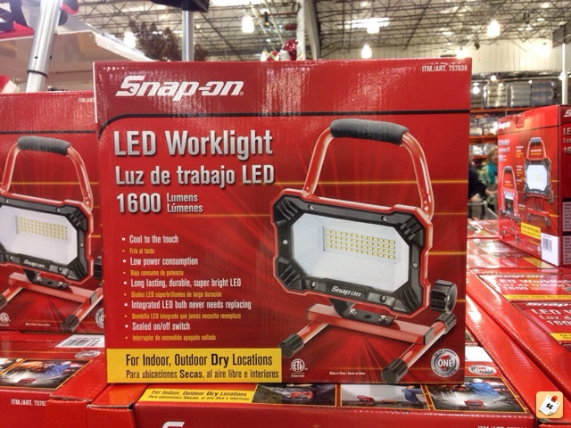 Snap On Led Flood Light From Costco The Planted Tank Forum