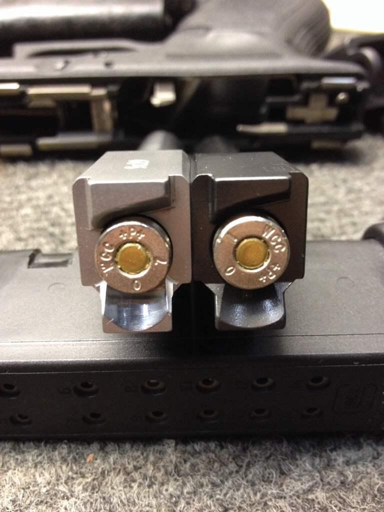 KKM barrel vs  OEM Glock barrel  - The Firing Line Forums
