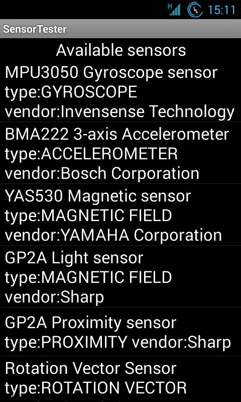 TUTORIAL] Fix your accelerometer/gyroscope! | Samsung Galaxy S