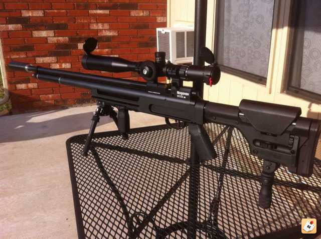 MarauderAirRifle com • View topic - Available AR type stock