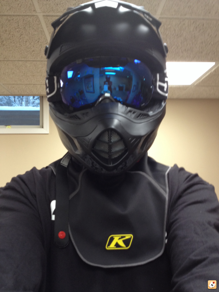 bd3fa1b1c50 509 helmet and goggles question - Sledding - General Discussion ...