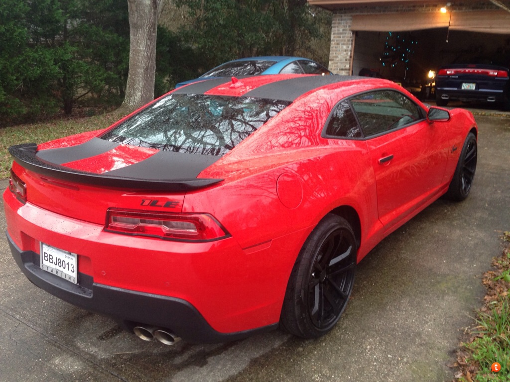 Post your 20142015 external mod pics page 8 camaro5 chevy sent from my iphone using tapatalk sciox Choice Image