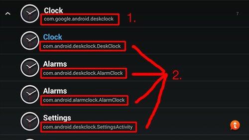 Deskclock для андроид