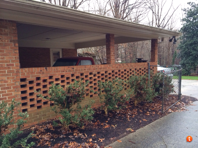 Enclosing carport to make garage - The Garage Journal Board on enclosing deck ideas, enclosing garden ideas, enclosing existing covered patio, enclosing gazebo ideas, enclosing porch ideas,