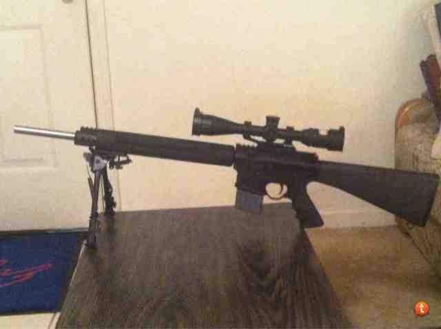 Show off ur ar15 varmint builds - AR-15 Discussion