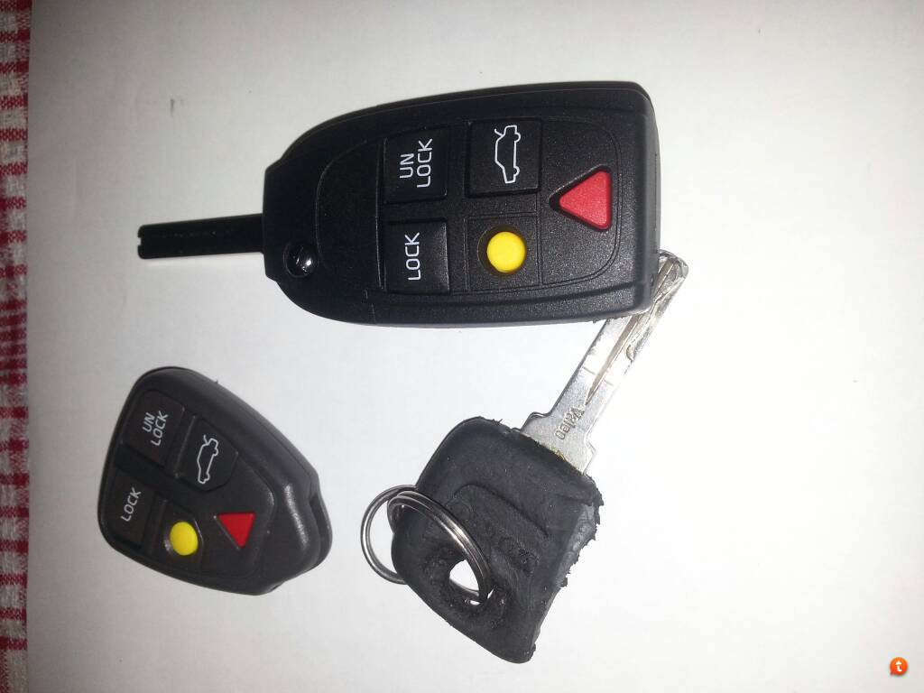 Immobilizer Chip Extraction from Key - 1999 Volvo V70 - Volvo Forums
