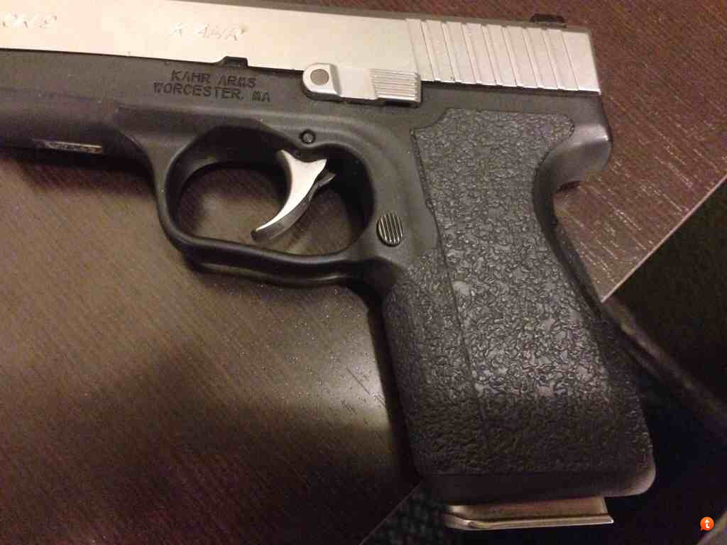 Kahr Mods and Accessories  Post your modifications