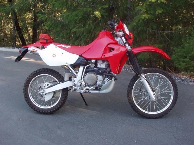 New dual sport owner XR650R | Adventure Rider