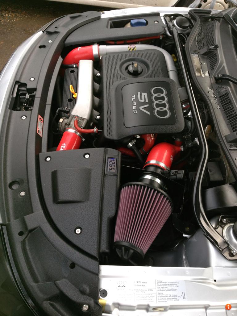 The Audi TT Forum • View topic - Air intake TT MK1 225