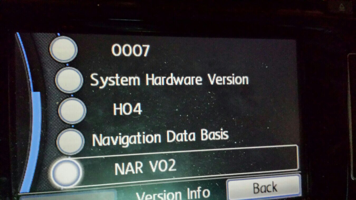 VWVortex com - RNS-315 software update?
