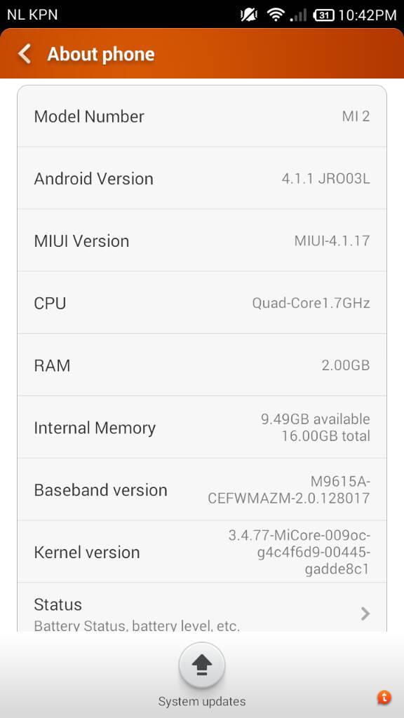 MI2/MI2S][KERNEL] MiCore 010 for MIUI | Linaro | UV | OC