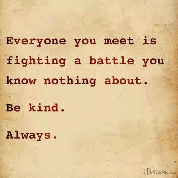 eneda5es - Everyone You Meet - Anonymous Diary Blog