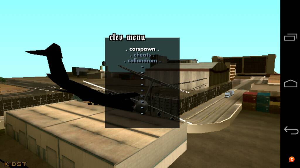 Gta san andreas cheats android no root
