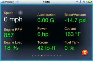 How To: Monitor Trans Fluid Temp (and other things) On Your iPhone