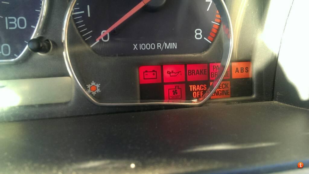 1997 850 speedometer problems image sciox Gallery