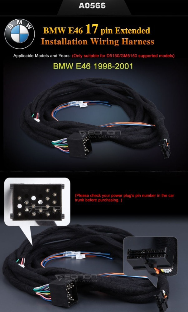 qy9ypama eonon d5150 install e46fanatics eonon d5150 wiring diagram at bayanpartner.co