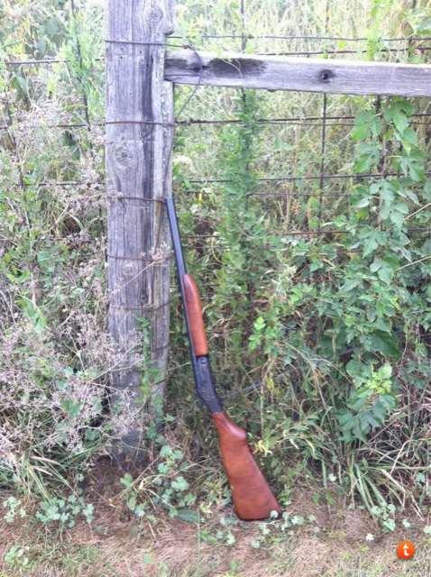 Start of a truck/bush gun | Bushcraft USA Forums