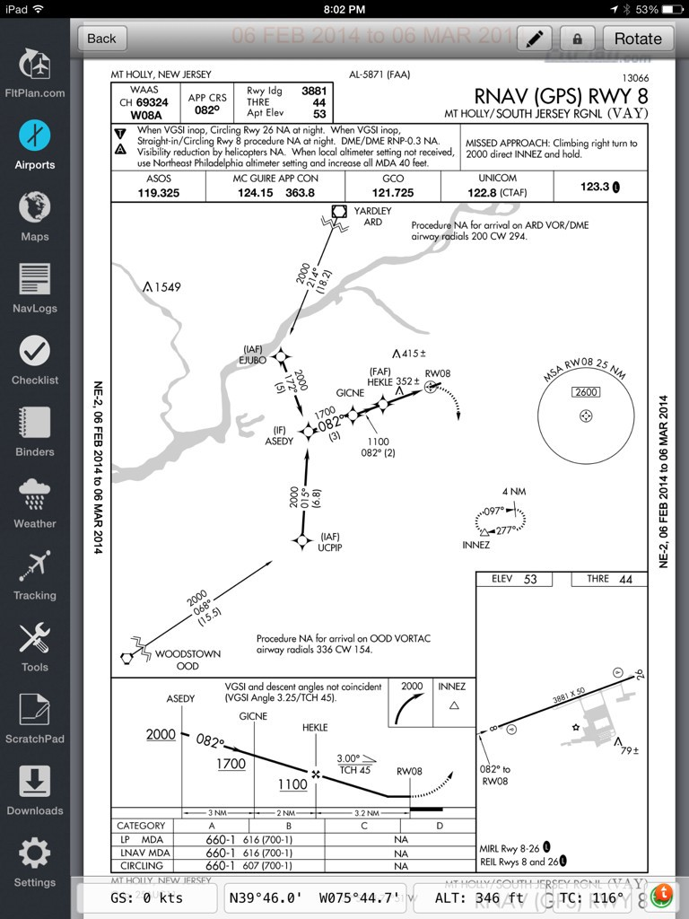Fltplan Go - Miscellaneous Aviation Talk - Mooneyspace com