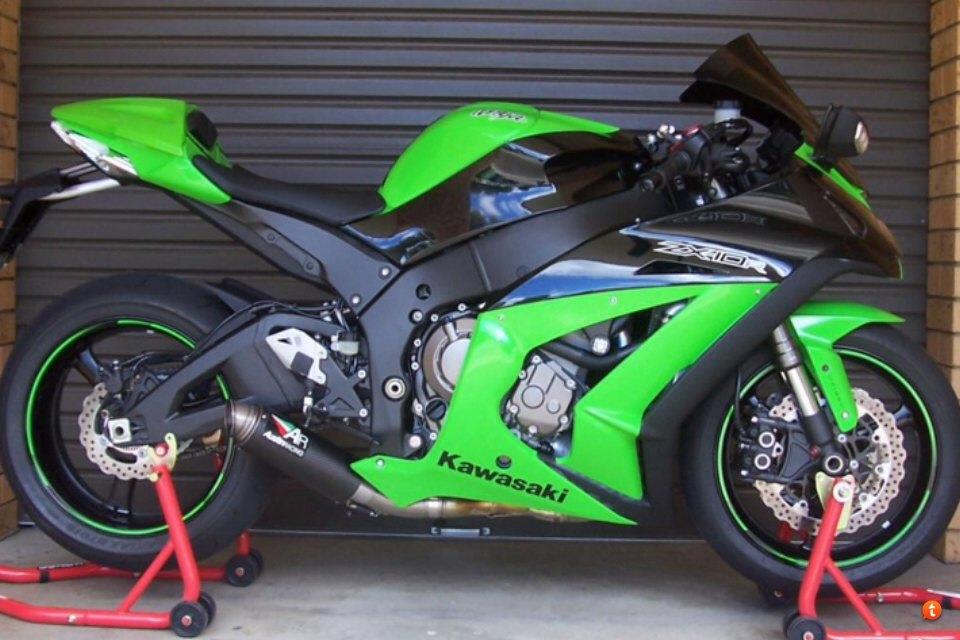 Kawasaki Sportsbike Riders Club - Australia - Online Forum