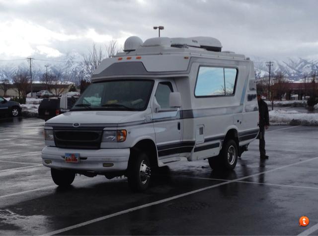 Chinook 4x4 Sighting - Sportsmobile Forum