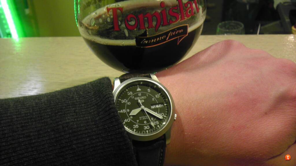 Seiko 5 military mods please