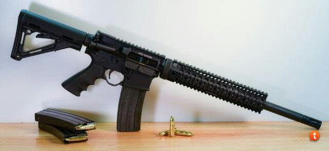 My New Alaskan Grizzly Bear Rifle  Tell me what you think