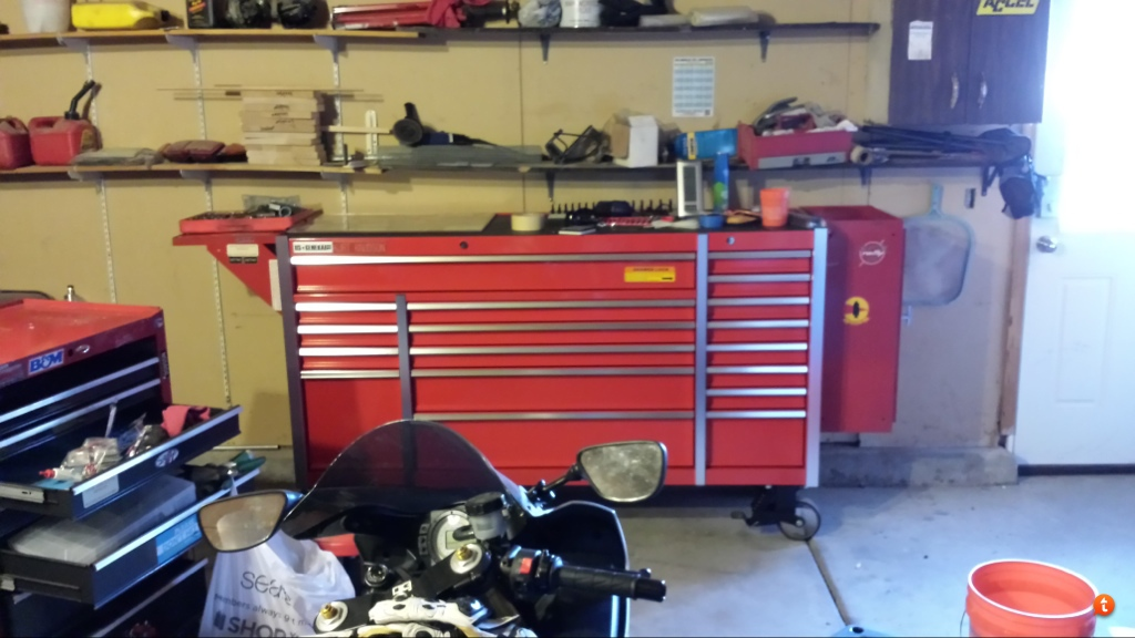 """harbor freight 72"""" roller cabinet [archive] - the garage"""