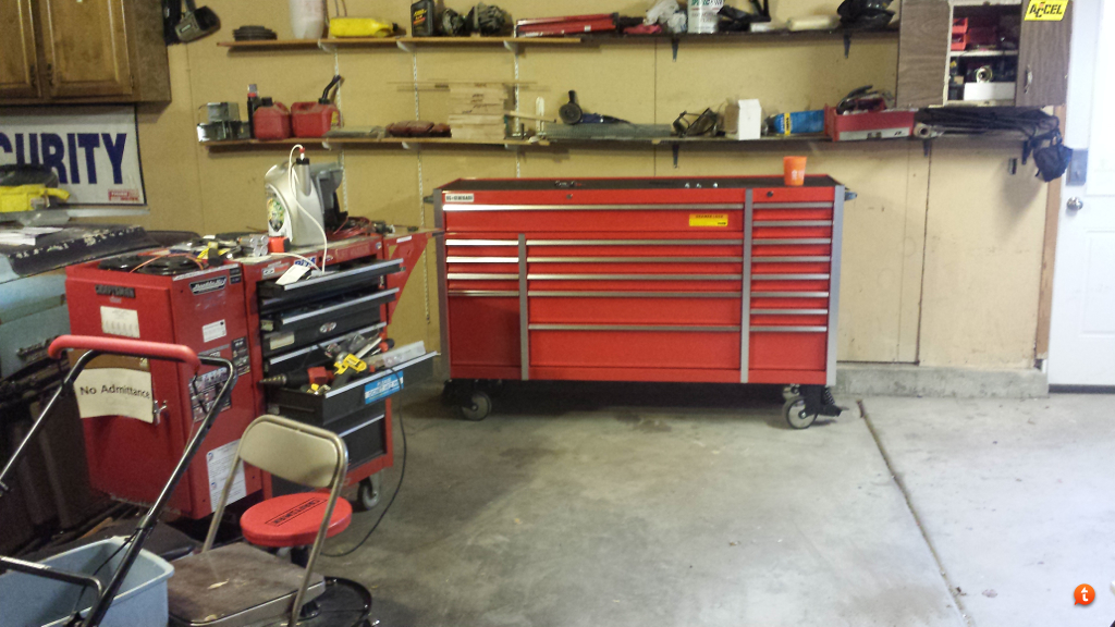 "harbor freight 72"" roller cabinet... [archive] - the garage journal ..."