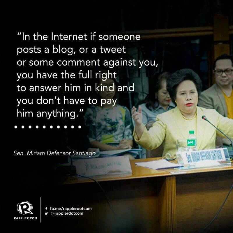 a6uhube3 - Online Libel in the Philippines - Talk of the Town