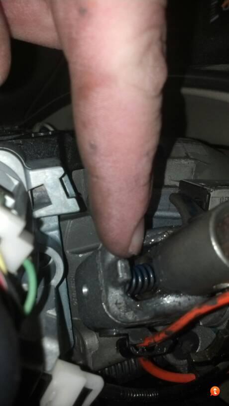 Floppy Shift Lever Fix (NBS)   Chevy Truck Forum   GMC Truck
