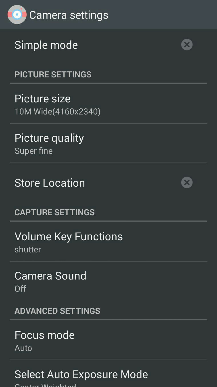 APPUpdate MIUI Camera For Any Android Device Android