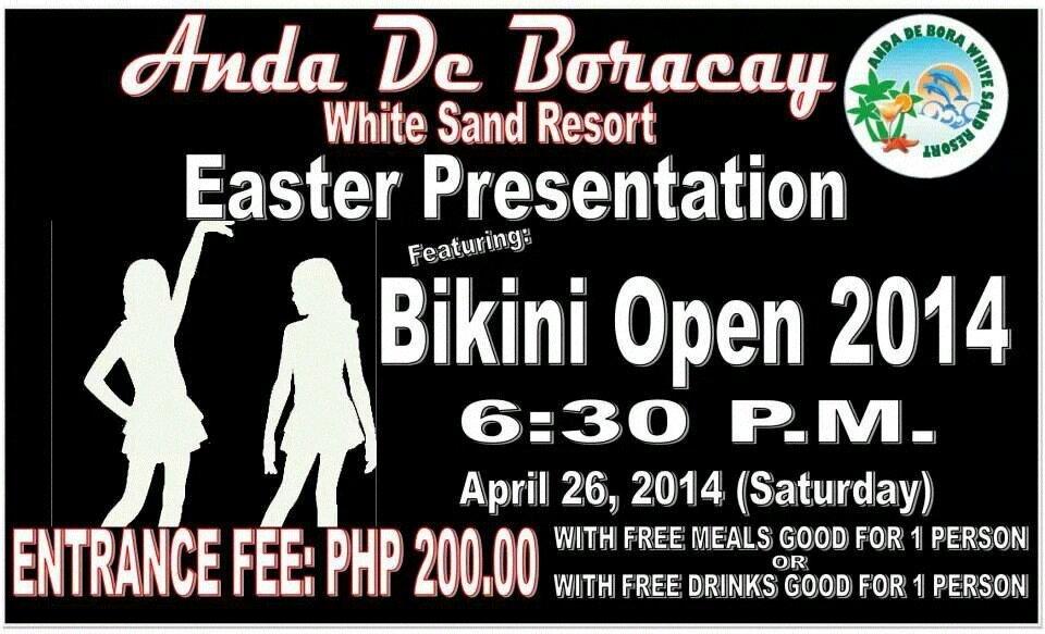 upydybaj - Bikini Open in Anda, Bohol - Anda - Bohol