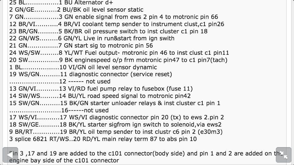 bmw 332i euro s50b32 page 3 rh bimmerforums com BMW Radio Wiring Diagram BMW 2002 Wiring Diagram PDF