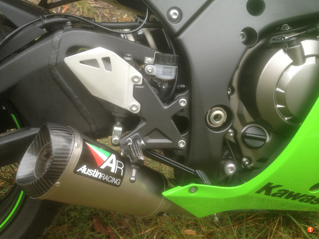 Kawasaki Sportsbike Riders Club - Australia - Online Forum • View