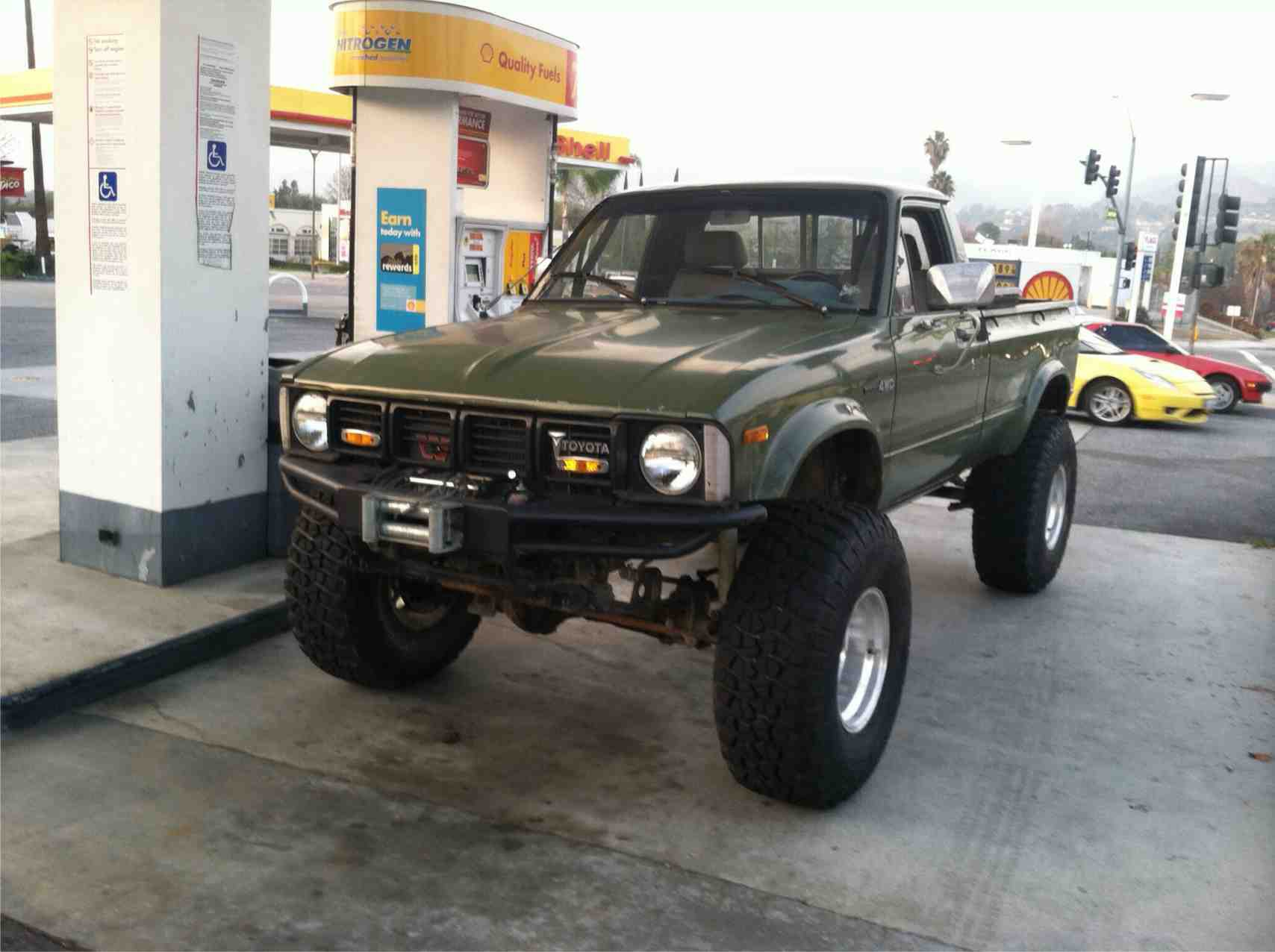 The first gen pickup hilux 79 83 thread archive expedition portal