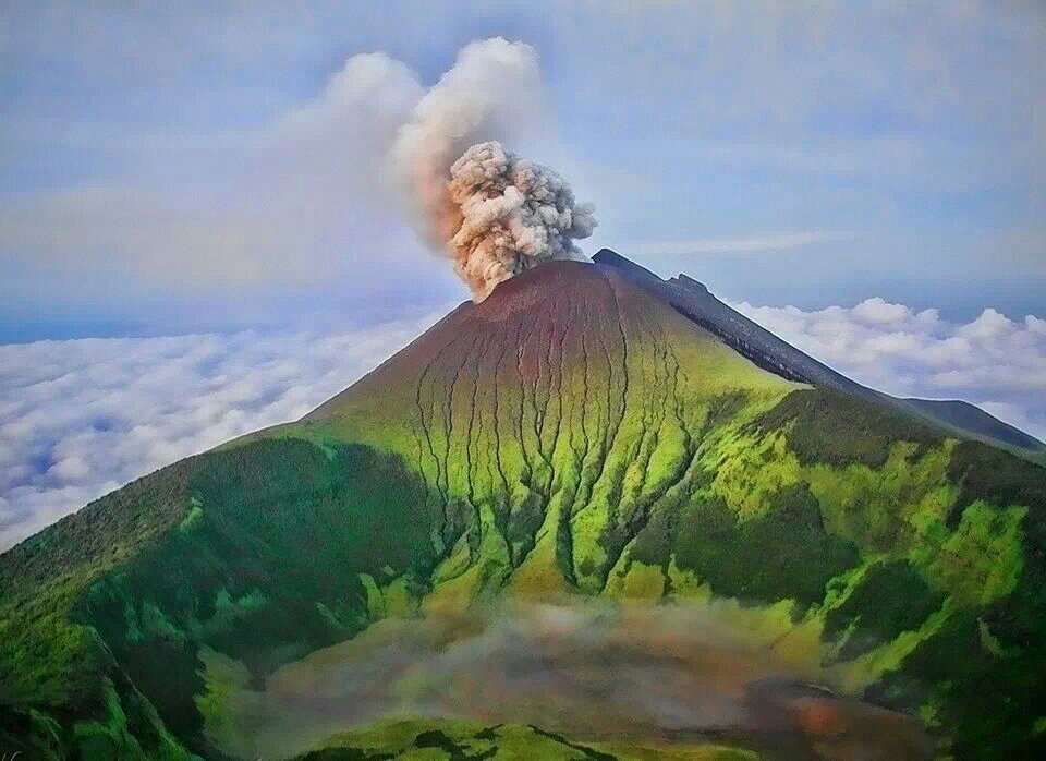 4ebahu3y - Canlaon Volcano - Philippine Photo Gallery