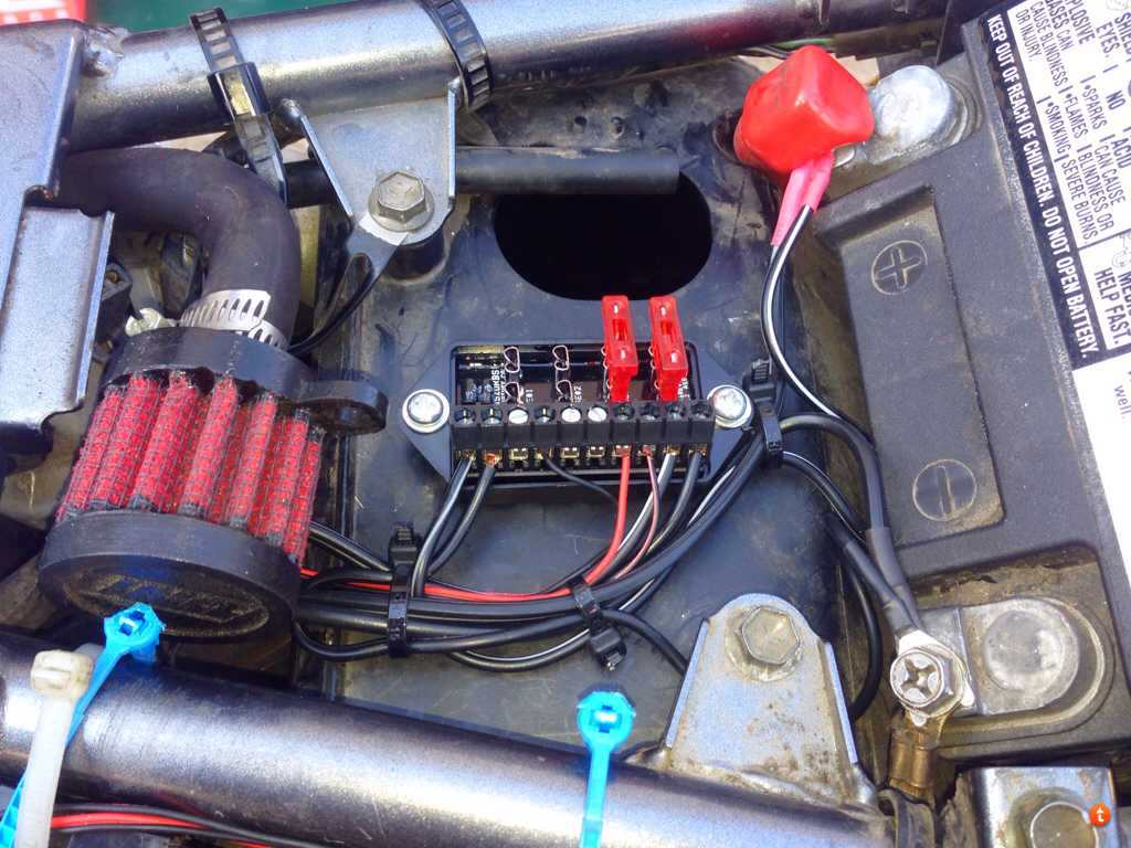 the dr650 thread page 4447 adventure riderDr650 Fuse Box #4